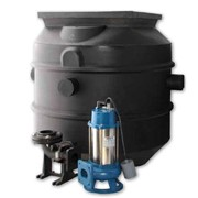 Packaged Submersible Pump Systems | Strongman Pumps