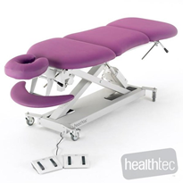Massage Table - SX with Electric Mid-Lift and Taillift