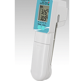 Can infra red thermometers be used for HACCP?