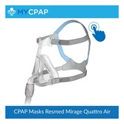 CPAP Nasal Masks | Mirage Quattro Air