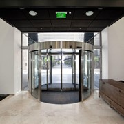 Entrance Systems | KTC-2 Revolving Door