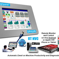 HMI Touch Screen Operator Panel | UTICOR UT3