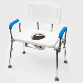 Commode Chair - Bariatric Shower Chair/ Stool