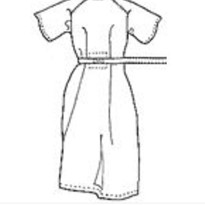 Nurses Gown | MD13