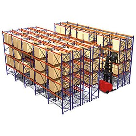 Pallet Racking I Double Deep
