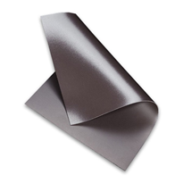 Double Sided Magnetic Sheeting | Brown