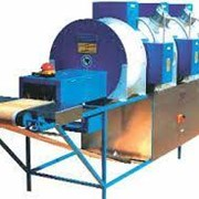 Microwave-Continuous Belt Furnace