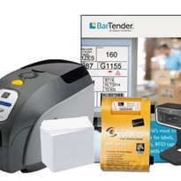 ZXP3 Card Printer Bundle