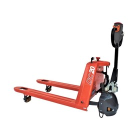 Semi Electric Pallet Truck 2000 kg Capacity