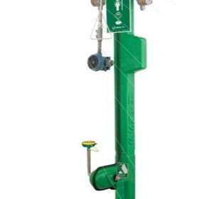 MSR Freeze-Protected Shower and Eye/Face Wash - Model 8317CTFP