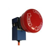 Fiber Optic Emergency Stop Switch | Micronor MR387