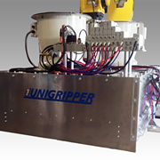 Intelligent Air Vacuum Gripper for Plastics | Unigripper