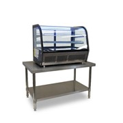 F.E.D Bonvue 160L Chilled Counter Top 3 Shelf Food Display