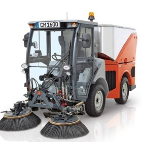 Citymaster 1600 Outdoor Footpath & Street Sweeper