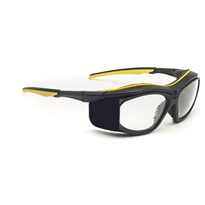 X-Ray Lead Glasses with Lateral Protection - DM-F10