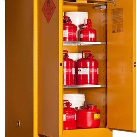 Flammable Liquid Safety Storage Cabinets - 5590AS - 425L