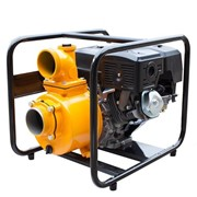 Thornado 4 Inch Water Transfer Pump High Flow 13HP Petrol Key Start