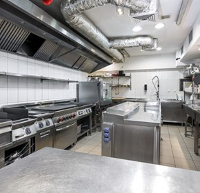Minimum equipment requirement for a restaurant set up