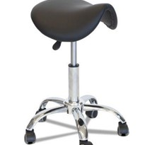 Forme Saddle Stool