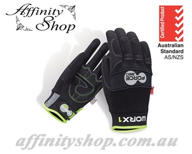 WORX1 Mechanics Work Gloves at Affinity Shop