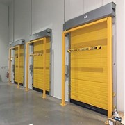 Rapid Auto Roll and High Speed Doors Coldsaver Door
