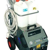Industrial Grade Steam Cleaning Machine 3 Phase | Supernova