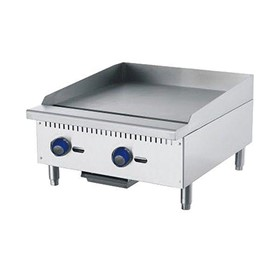 CookRite Gas Griddle - 610mm