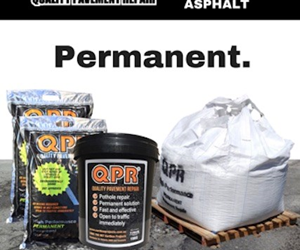 QPR permanent repair now available in small quantities for online purchase