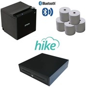 Hike iPad & Mac Compatible POS Bundle for Retails