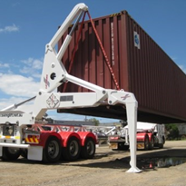 Container Swinglift 35 Tonne | HC4020-35