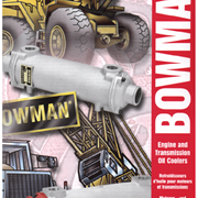 Bowman | Oil Cooler |  Engine & Oil Transmission Cooler