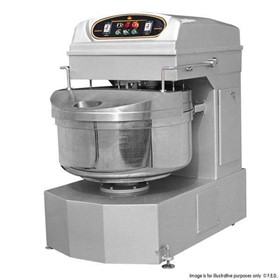 Heavy Duty Two-Speed Spiral Mixer | HS130A