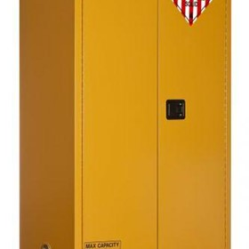Class 4 Dangerous Goods Safety Storage Cabinets - 5545AC4 - 250kg