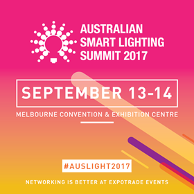 5th Annual Australian Smart Lighting Summit 2017