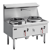 Gas Waterless Wok | Cobra CW2H-CD - 1200mm