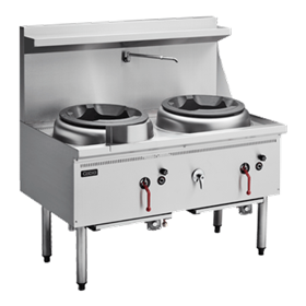 Gas Waterless Wok | CW2H-CD - 1200mm