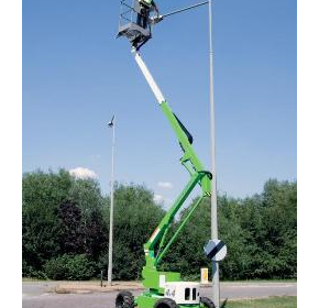 4x4 Hydraulic Platform | HR12/SP34