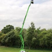 4x4 Hydraulic Platforms | HR21/SP64