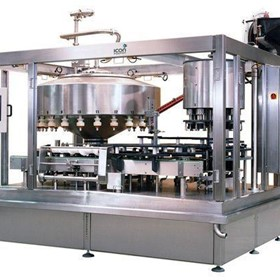 Liquid Filling and Capping Machine | 5000 Series