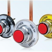 GENTEC Medical Gas Wall Outlets
