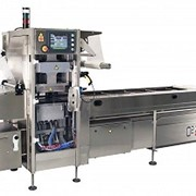 Automatic Inline Tray Sealer | MecaPack O² 2500