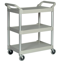 Plastic Trolleys & Carts | Rubbermaid