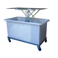 Laundry Trolleys | Backsaver