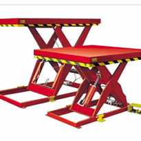 Manual & Battery Electric Scissor Lift Tables | Safetech Australia
