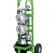2 Pot Filtration Trolley Unit