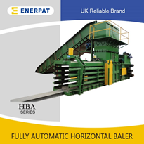 Fully Automatic Horizontal Balers - Automatic Cardboard Balers