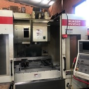 2001 Vertical Machining Centre | Quasar MV204II