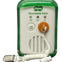 DUAL Recordable Voice Monitor | TL-3100V