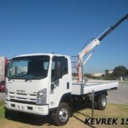 Truck Mounted Cranes | 1500S