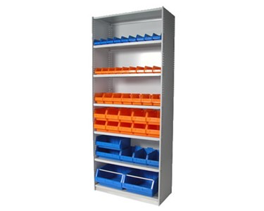 Industrial Shelving for Office & Warehouse Use